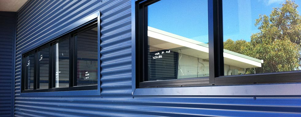 Corrugated wall cladding specialists